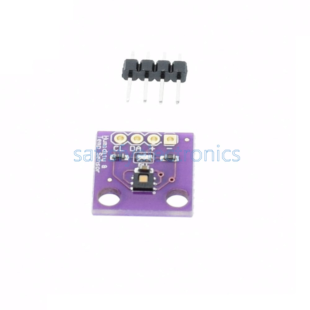 HDC1080 I2C High Accuracy Digital Humidity Temperature Sensor