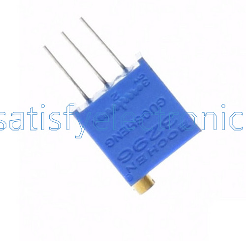 50pcs 3296W-203 W203 20K ohm Trim Pot Trimmer Potentiometer
