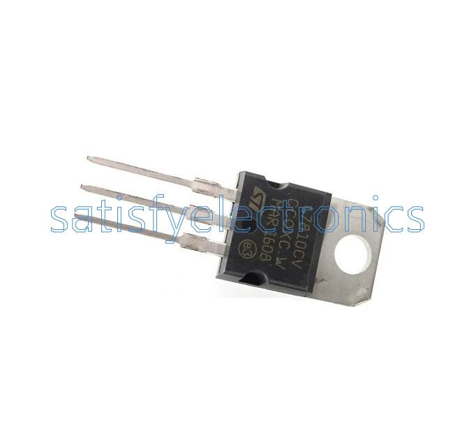 10V 1.5A New 10pcs L7810 LM7810 7810 Voltage Regulator