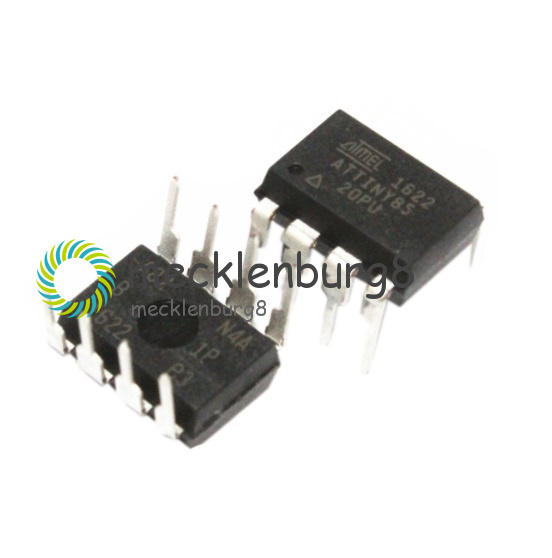 Mini Attiny85 Micro Usb Development Programmer Board For