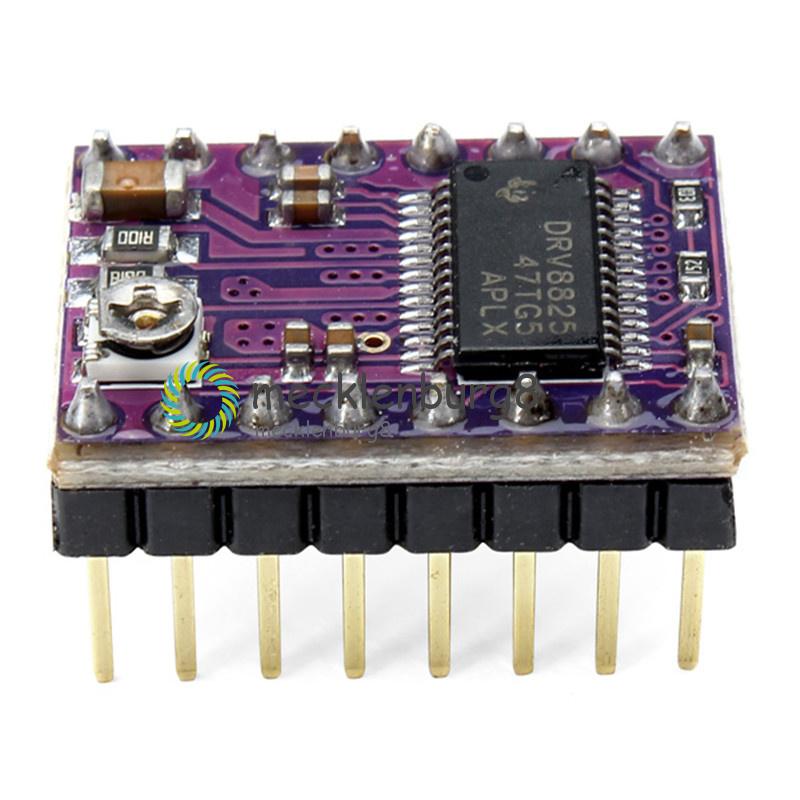 5PCS DRV8825 Stepper Motor Treiber Driver Schrittmotor 3D Drucker Arduino RepRap