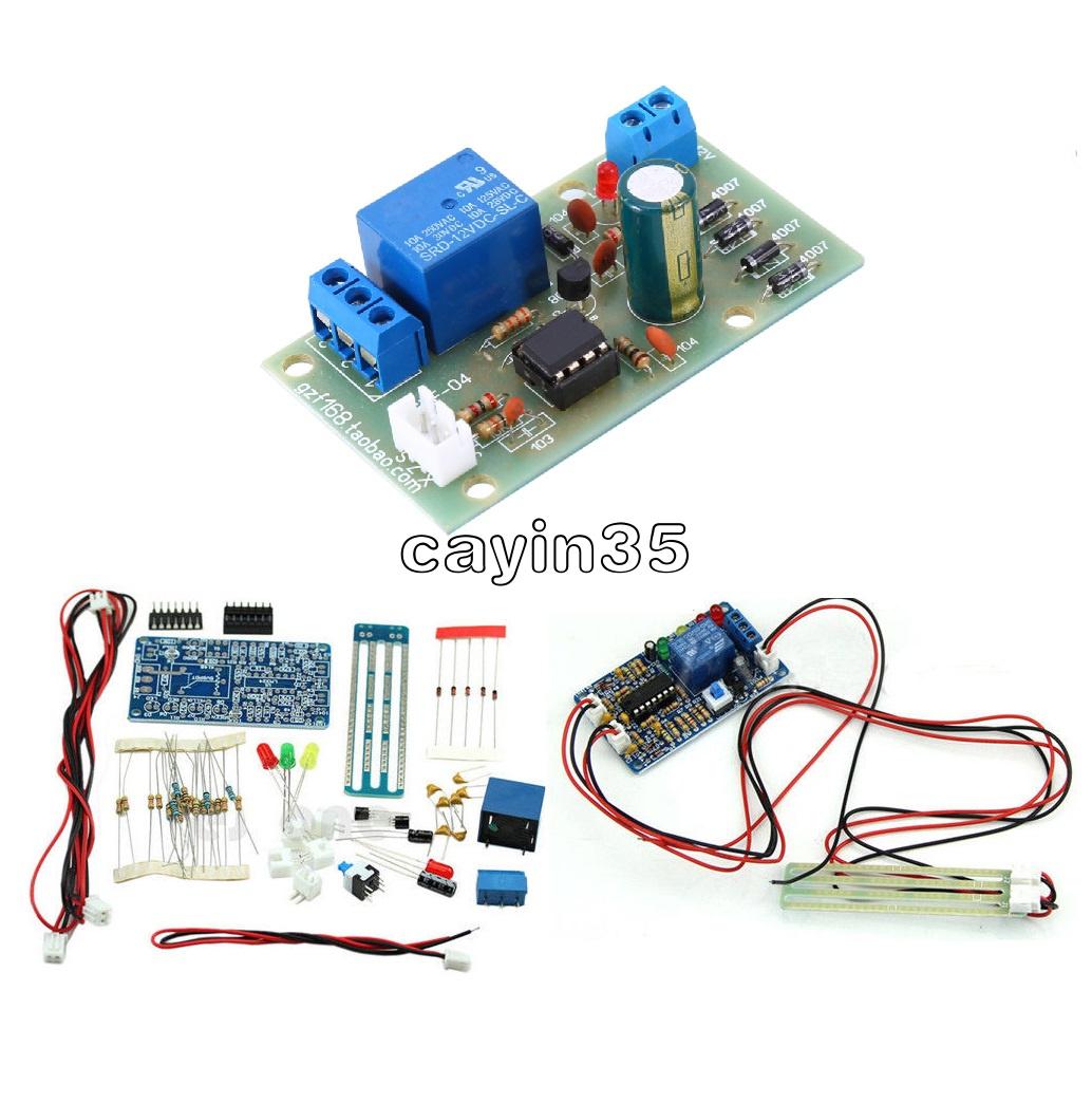 Liquid Level Controller Module Water Detection Sensor Parts Switch Wiring Diagram Components Uk