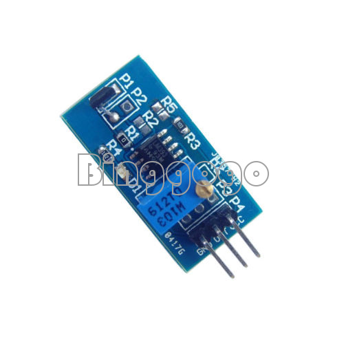 Lm hall switch sensor module motor speed test for