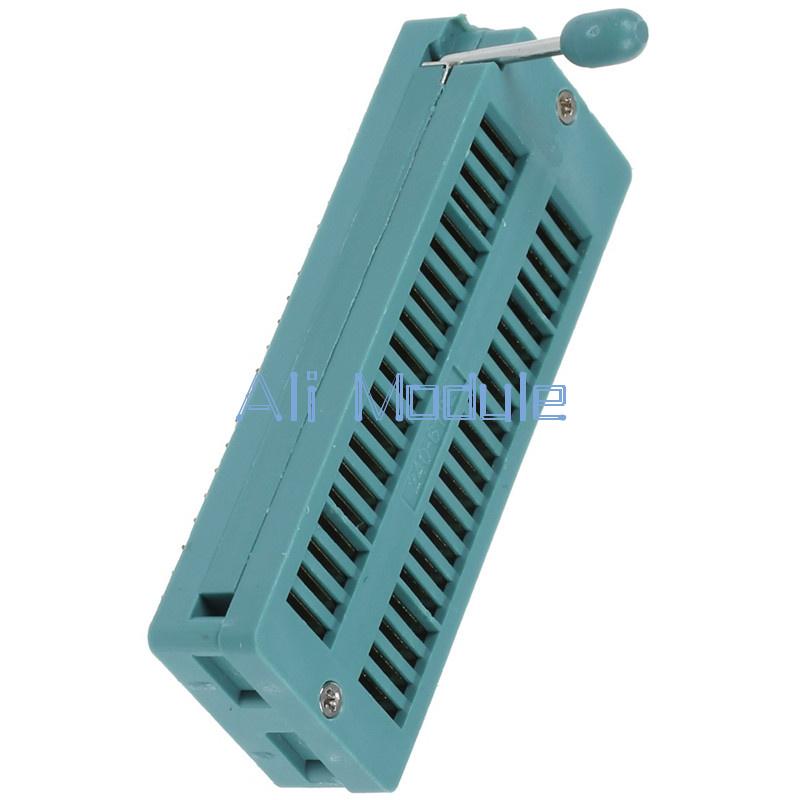 Multi-function Universal 40P 40Pin ZIF ZIP DIP IC Test Tester Board Socket CA