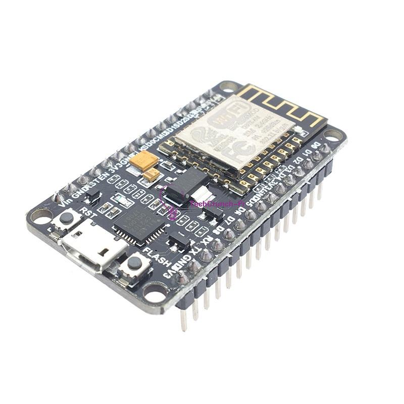 5224# Support de développement ESP8266 pour module NodeMcu development board