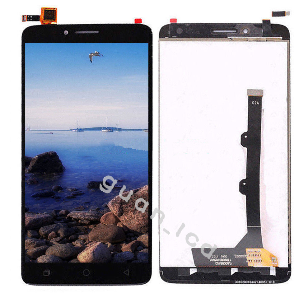 Fx Lcd Display Touch Screen Digitizer For T Mobile Revvl