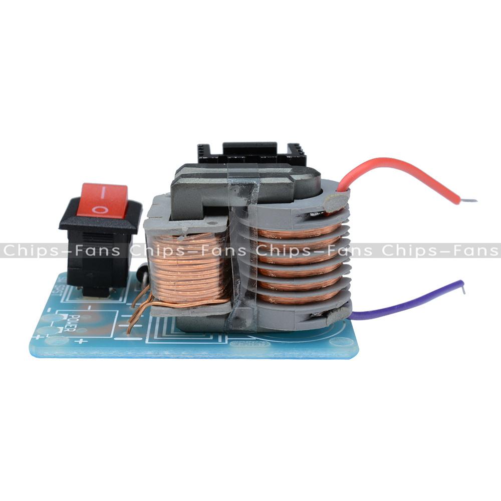 Ignition Coil Input Voltage: 15KV High Voltage Inverter Generator Spark Arc Ignition