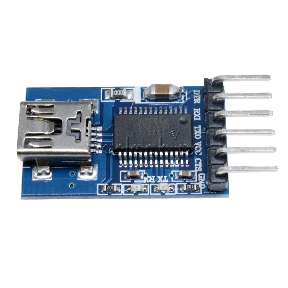Ft rl usb to serial adapter module for