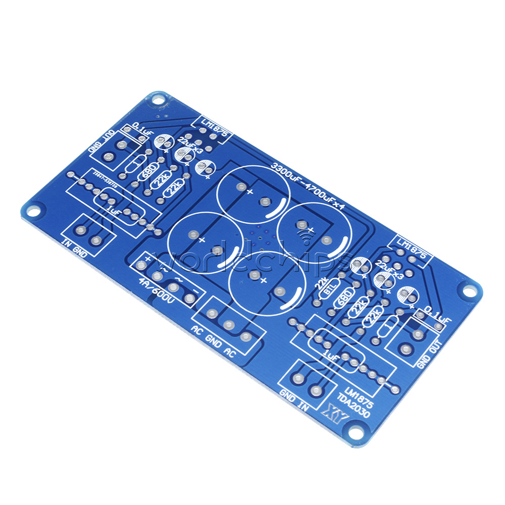 Lm1875 Lm675 Tda2030 Audio Power Ocl Btl Amplifier Pcb Board Amplifierwith For Diy