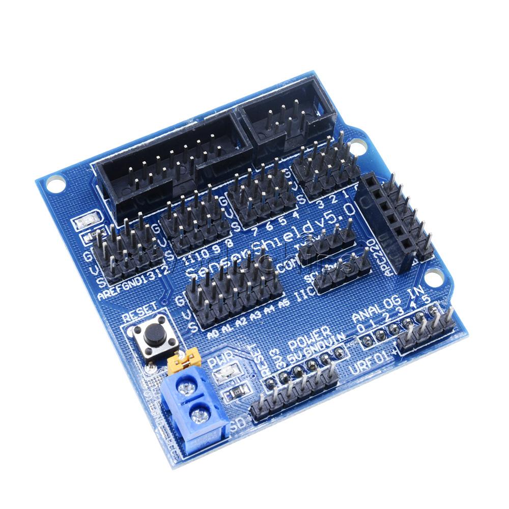 Sensor shield v for arduino apc bluetooth analog