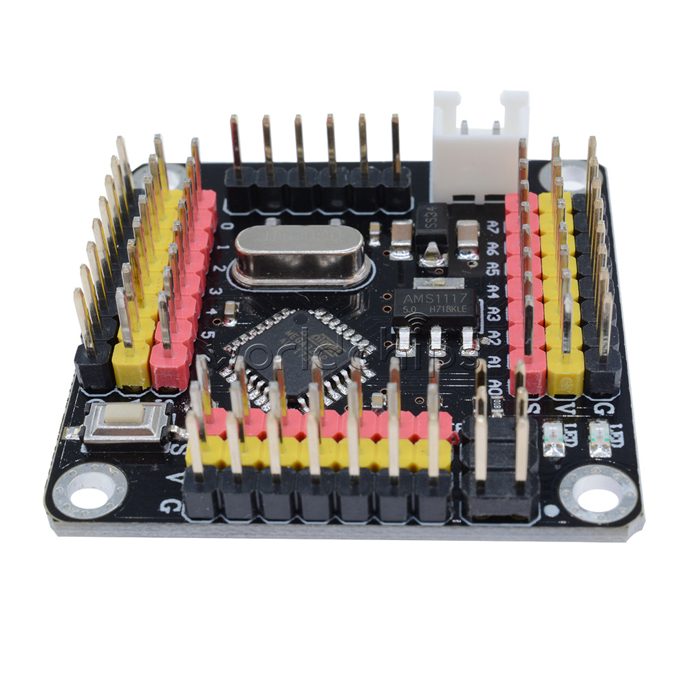 Atmega board v pincompatible for arduino pro