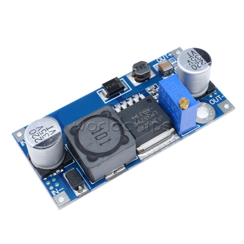 Lm2577 Dc Adjustable Step Up Boost Power Converter Module Best Ebay Circuits Apmilifier 5v To 12v Voltage