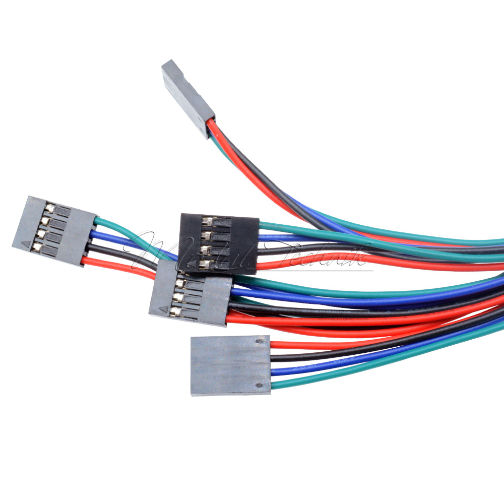 4 Pin Cable Arduino : New cable female pin cm jumper wire for arduino