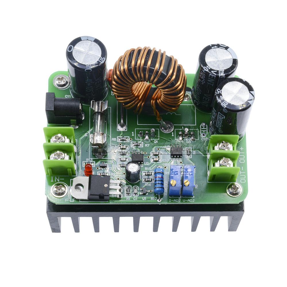 600W DC 10-60V auf 12-80V Boost Spannungswandler Voltage Converter Step Up