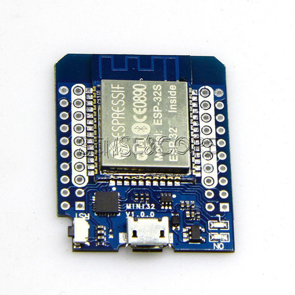 Wemos mini d esp s wifi bluetooth cp