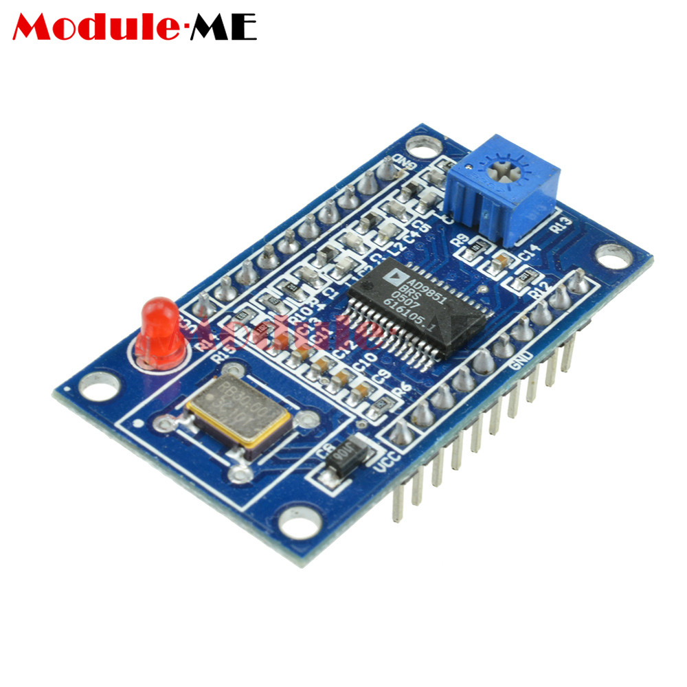 Low Voltage Signal Generator : Ad dds signal generator module mhz sine wave and