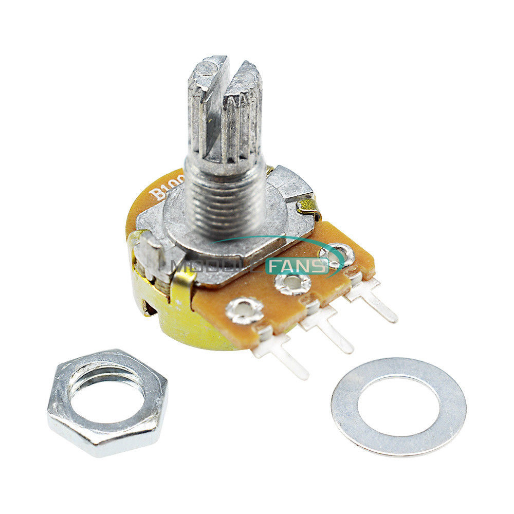Potentiometer Wiring 100k Potentiometer Wiring Diagram Thank You For