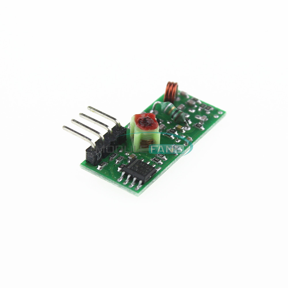 Mhz rf transmitter and receiver kit module armmcu
