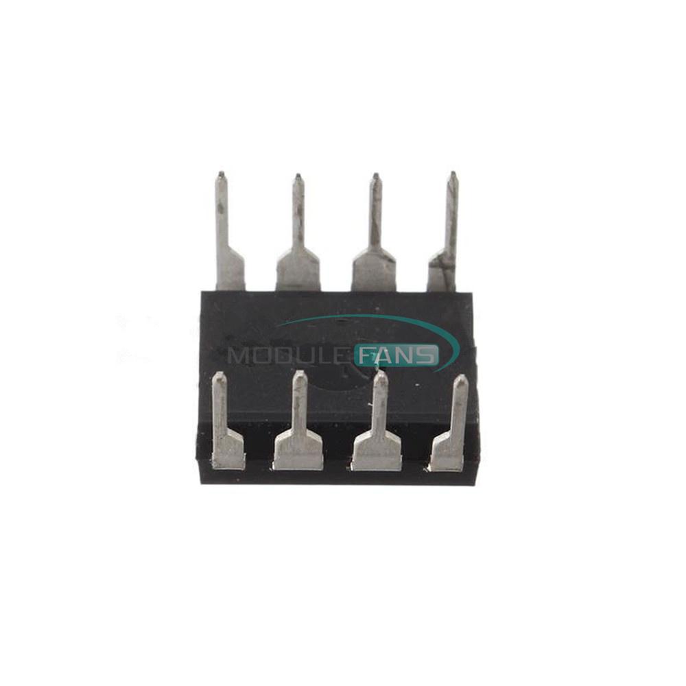 10PCS IC TDA2822 DIP-8 ST AMP AUDIO DUAL LOW VOLT NEW TDA2822M