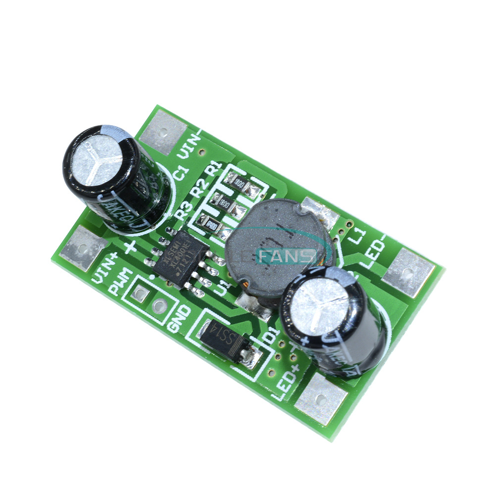 5 35v 3w Led Driver 700ma Pwm Dimming Dc Step Down Constant Dimmer Control Circuit High Qutaly Dcdc Leds Current M