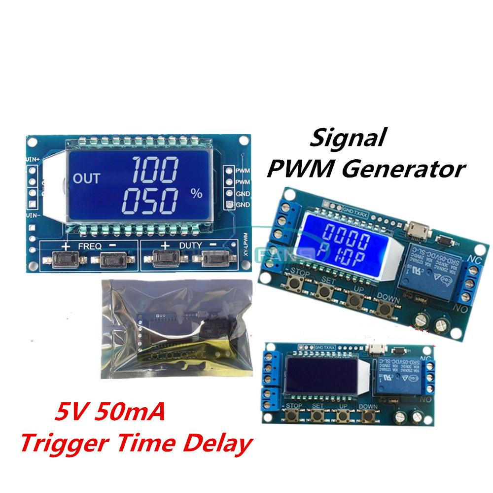 6V-28V 3A 80W PWM with Rocker Knob Switch DC Motor Speed Controller Module