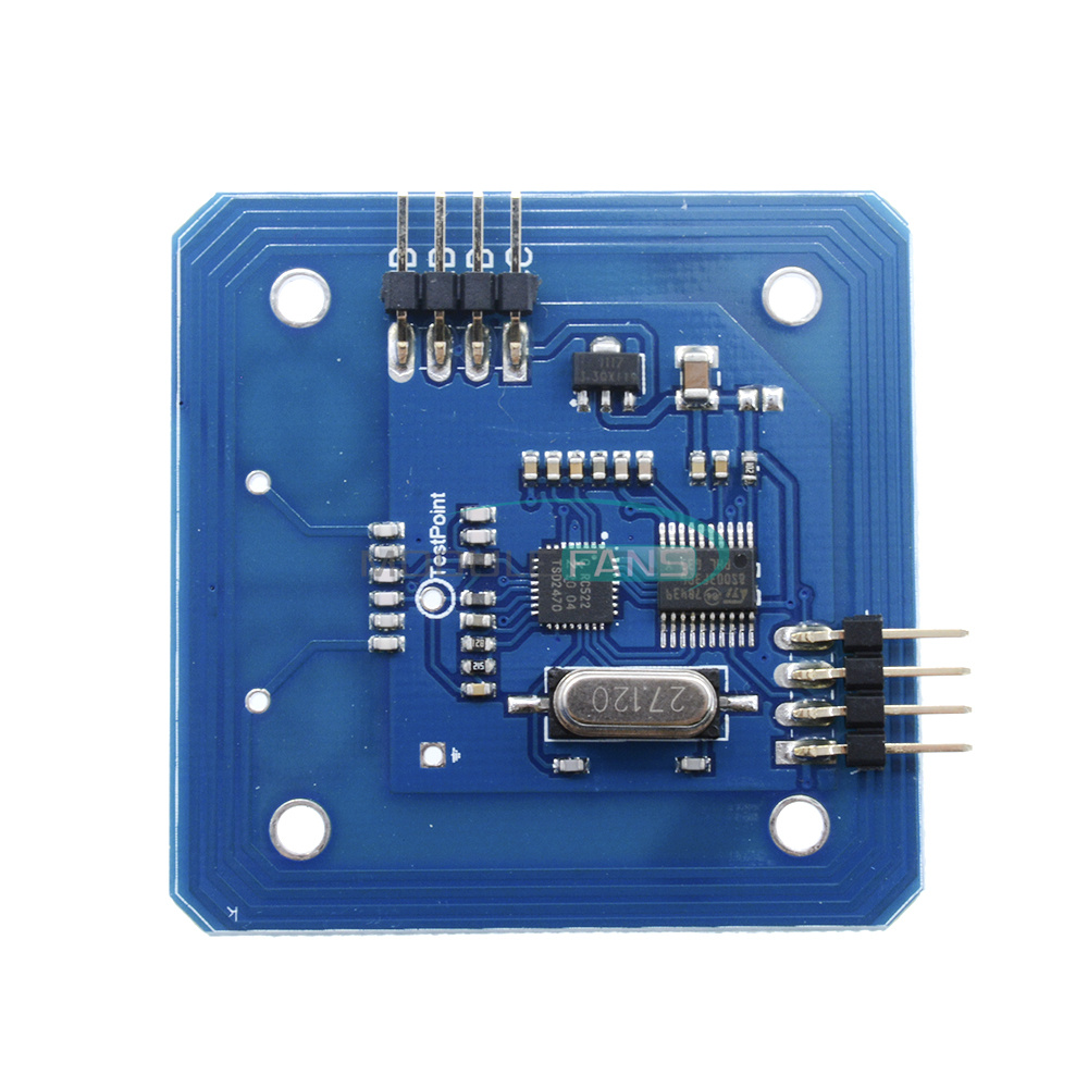 Uart rs ttl rfid module rc mhz for s