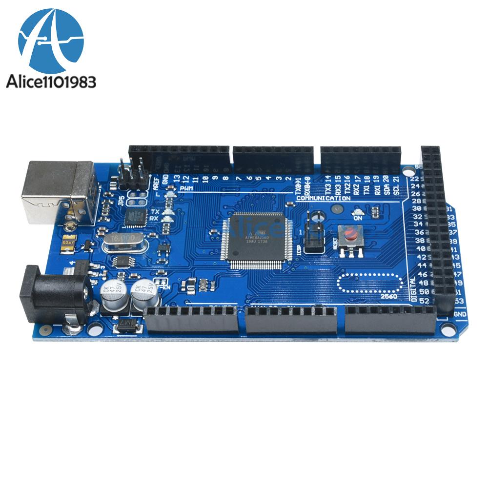 Mega 2560 r3 atmega16u2 atmega2560 16au board usb cable for Mega comble
