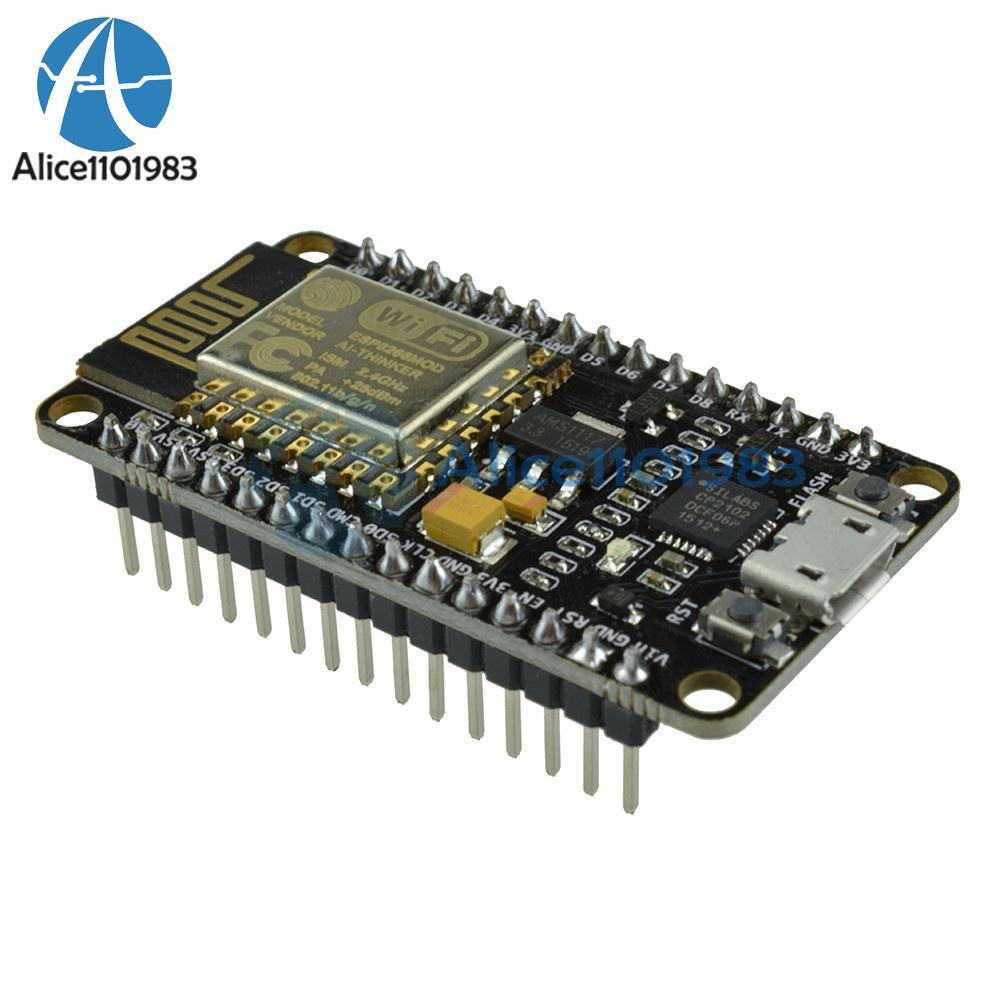 Details about NodeMcu Lua WIFI Internet Things development board based  ESP8266 CP2102 module
