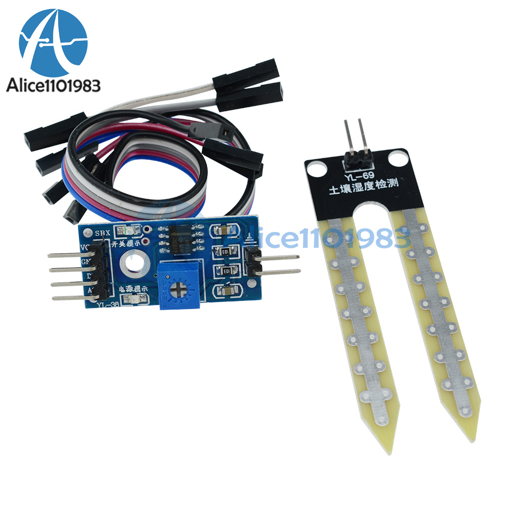 Details about ESP32 DHT11 Soil Temperature Humidity Sensor WiFi Bluetooth  CP2104 Module Board