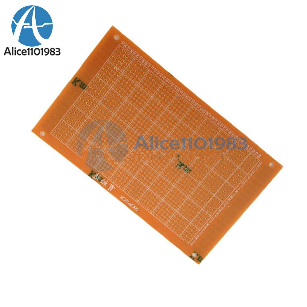 10Pcs 9 x 15 cm DIY Prototype Paper PCB fr4 Universal Board 9 x 15 9*15