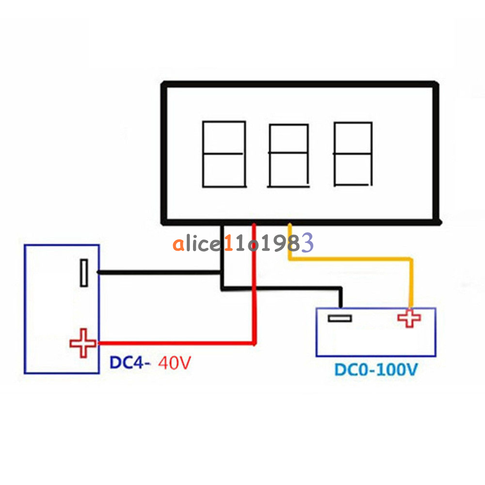 Wiring A Voltmeter On Boat Trusted Diagrams Automotive Diagram 3 Wire Electrical Work U2022 Variable Resistor