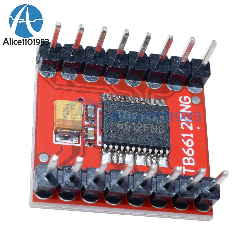 2pcs Dual Dc Stepper Motor Drive Controller Board Module