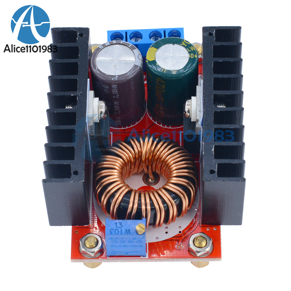Dc Converter Boost Power Supply Module 10 32v Step Up To 60 97v Inductor Requirements For Converters And Filters In Automotive 100w Voltage