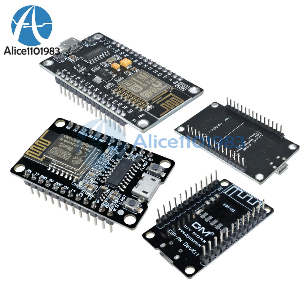 ESP8266 ESP-12E Module ESP8285 ESP-M2 CH340 WiFi NodeMcu Lua Development Board