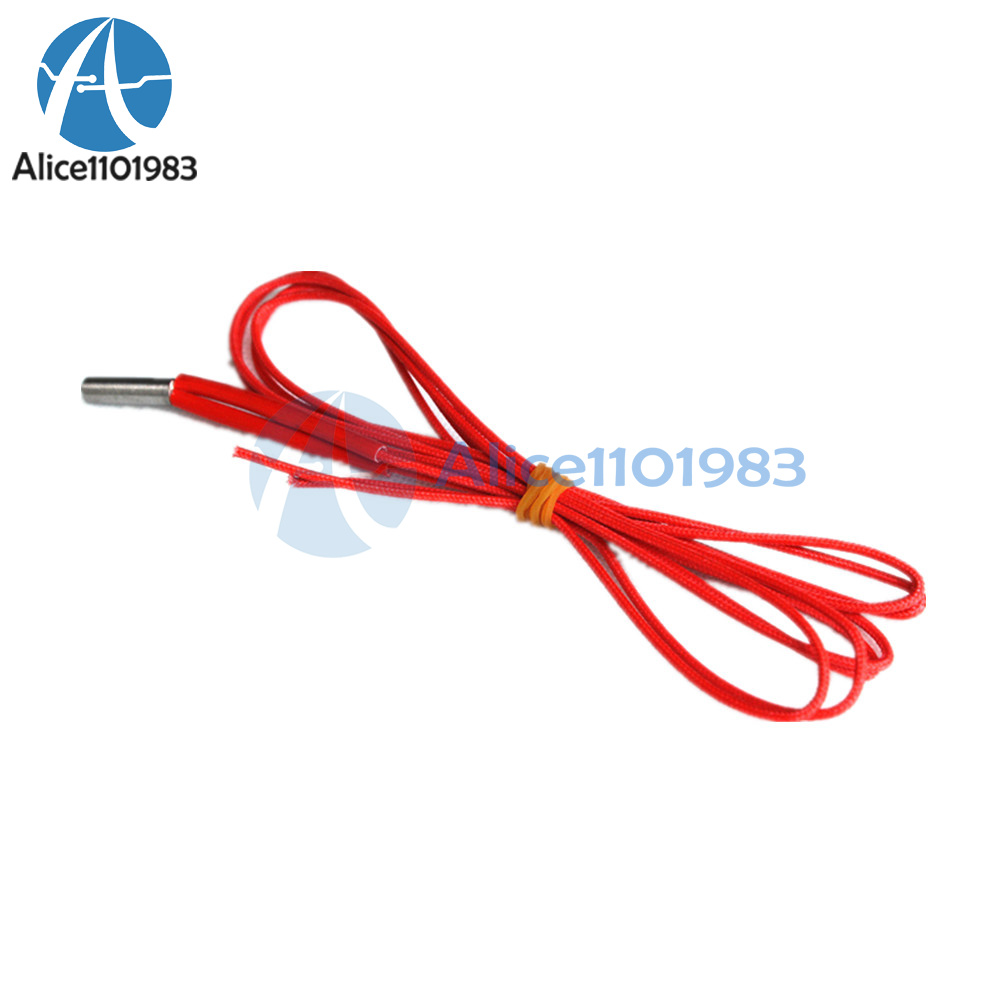 5Pcs For Arduino 3D Printer Ceramic Cartridge Wire Heater 12V 40W New Ic mu