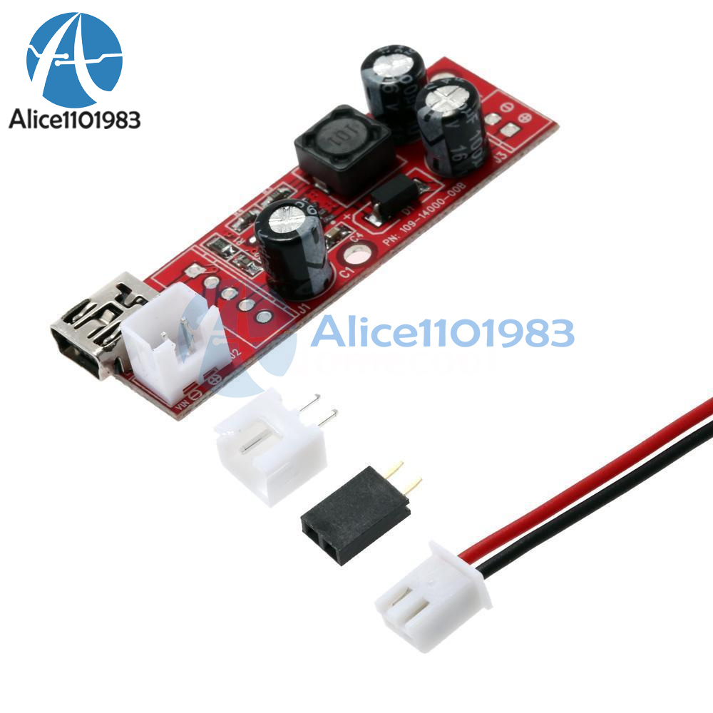 new dc to dc converter power supply step up module for dso138