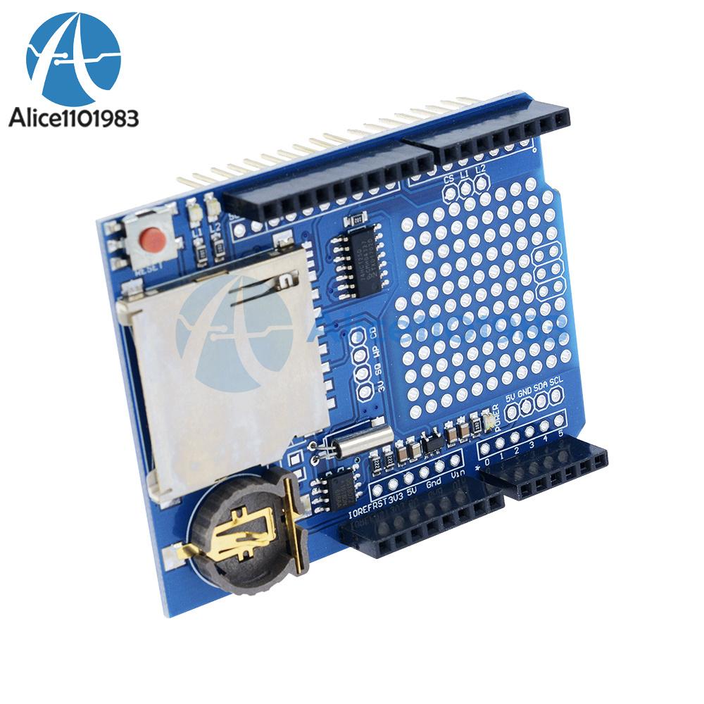 how to run sd card on battery arduino