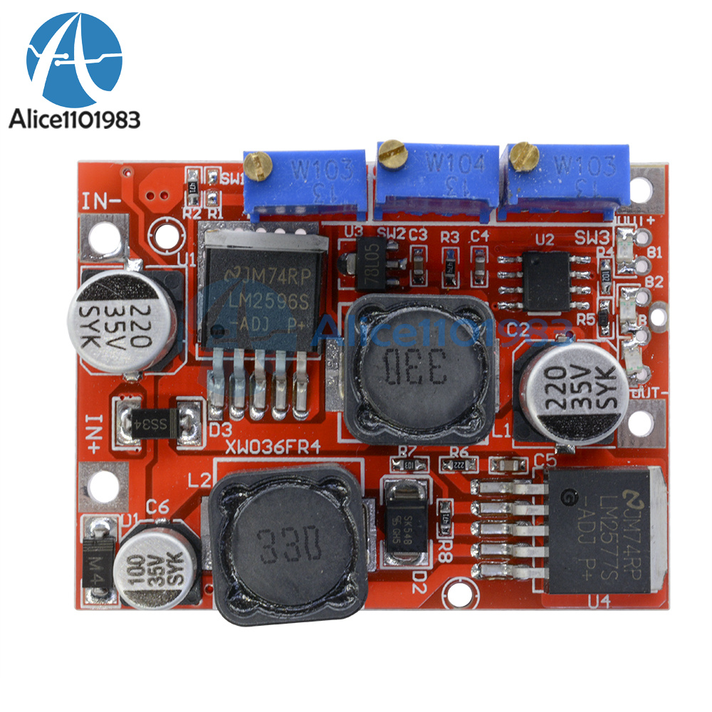 100v Featured Led Controller For Boost Buck Or At9933 Datasheet And Design A Converter Circuit Dc Step Up Voltage Module