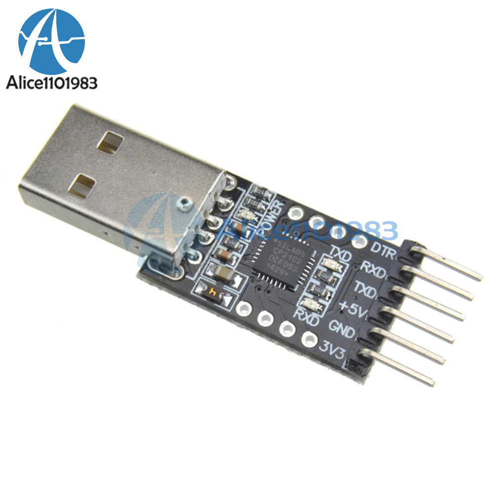 Pro Mini atmega328 5V 16M Arduino Compatible+CP2102 USB 2.0 to UART ...