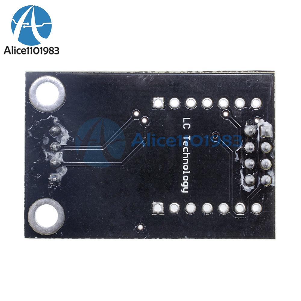 MCU STC15L204 Wireless Development Board With NRF24L01 UART Interface 5V-3.3V M