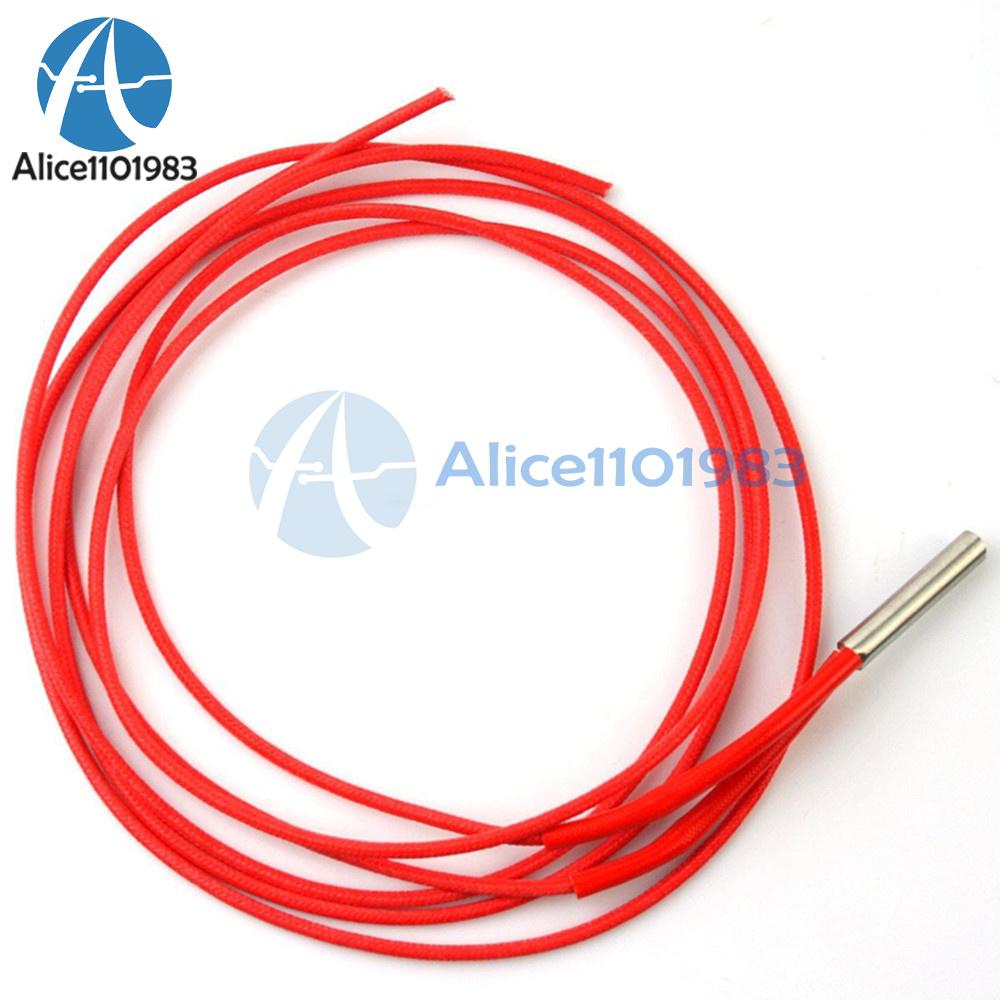 10 PCS 24v 40W Ceramic Cartridge Wire Heater For Arduino 3D Printer Prusa Reprap