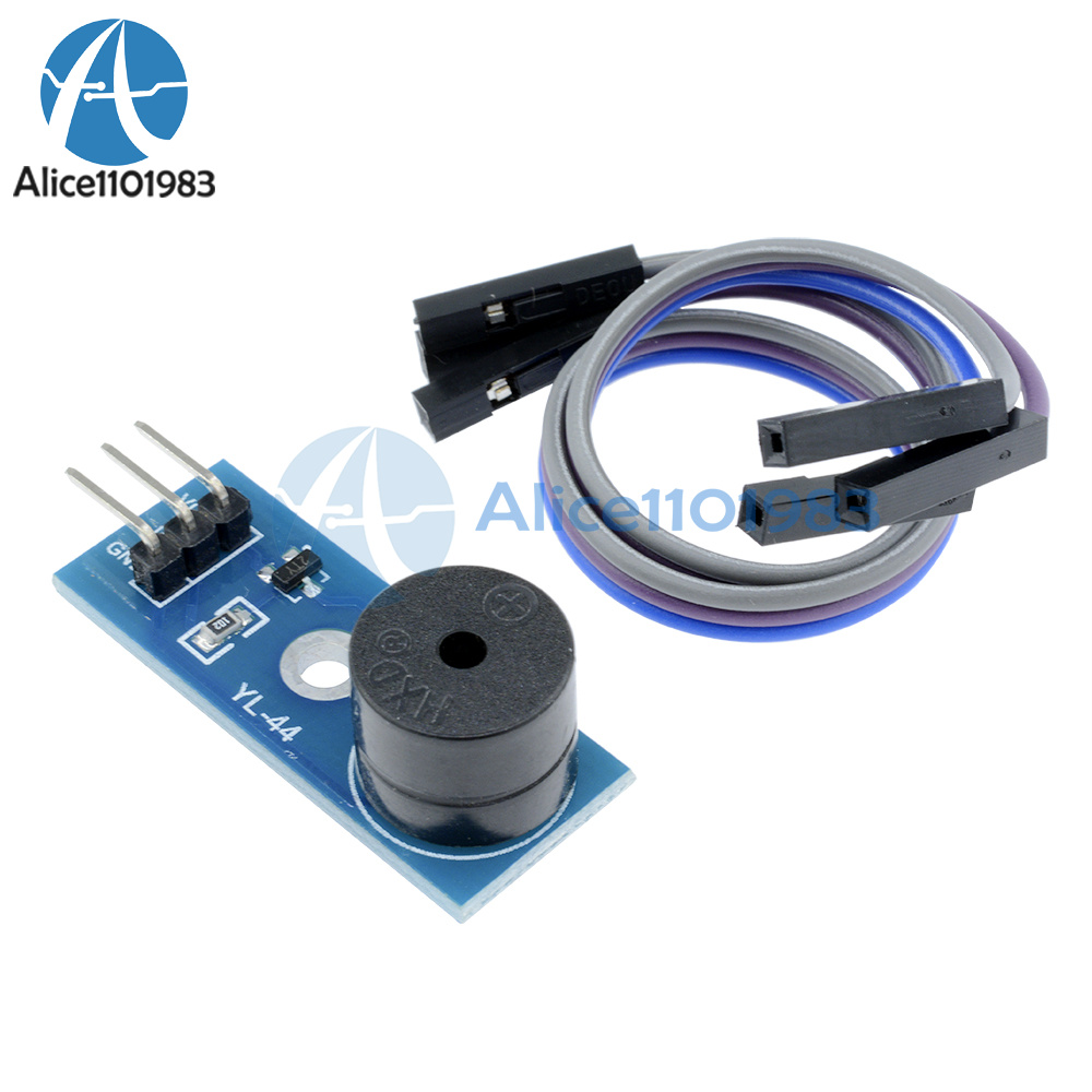 Active buzzer alarm module sensor beep for arduino smart