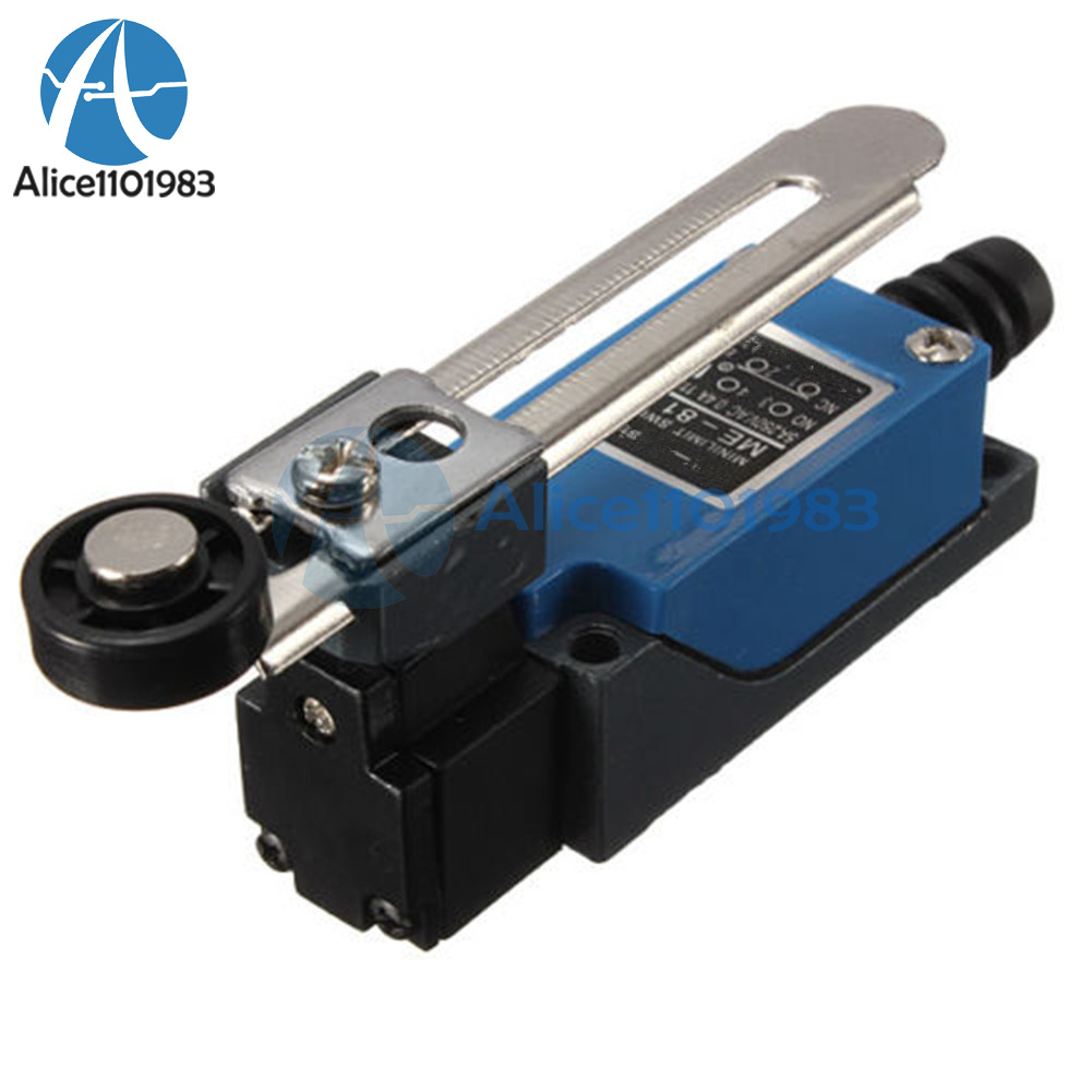 Waterproof Me 8108 Momentary Ac Limit Switch Roller Lever Cnc Mill Laser Plasma Ebay