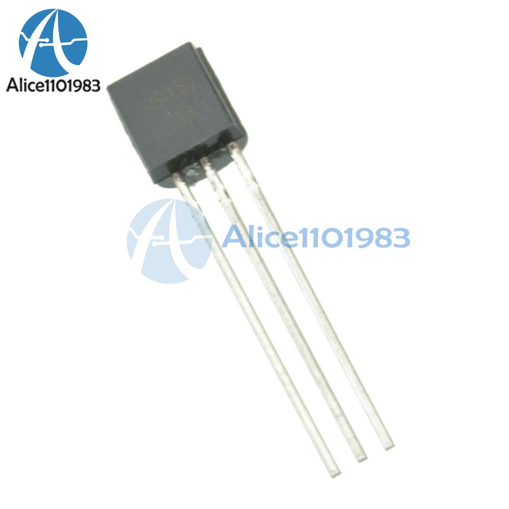 200PCS S8050 TRANSISTOR NPN 25V 1.5A TO-92