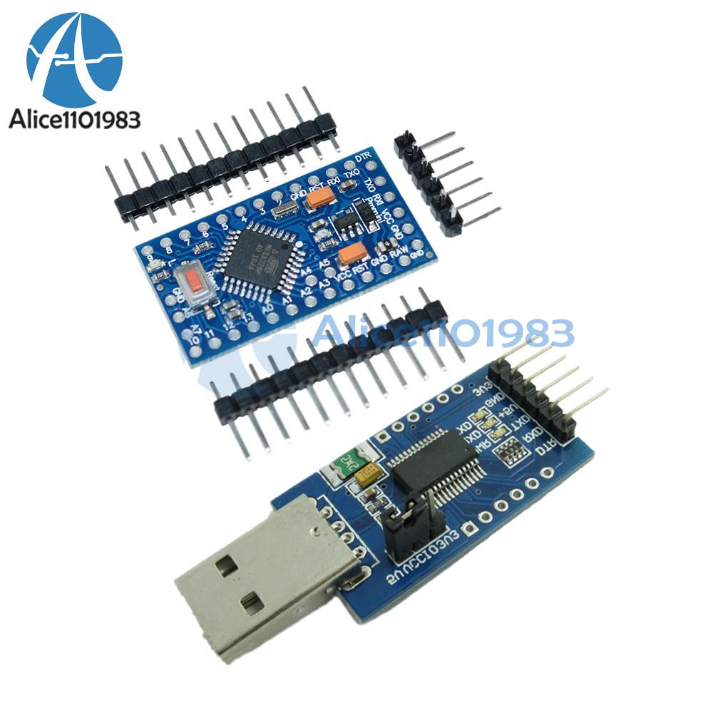 1//2//5//10 FT232RL USB to TTL Serial Converter Adapter Module 5V 3.3V For Arduino