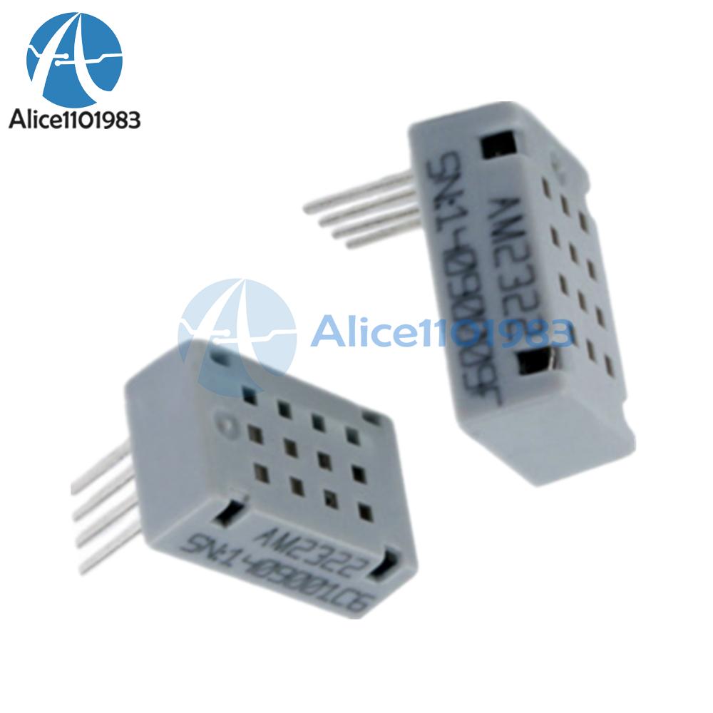 5PCS AM2322 Digital Temperature and Humidity Sensor module Repl SHT21 SHT10 M121