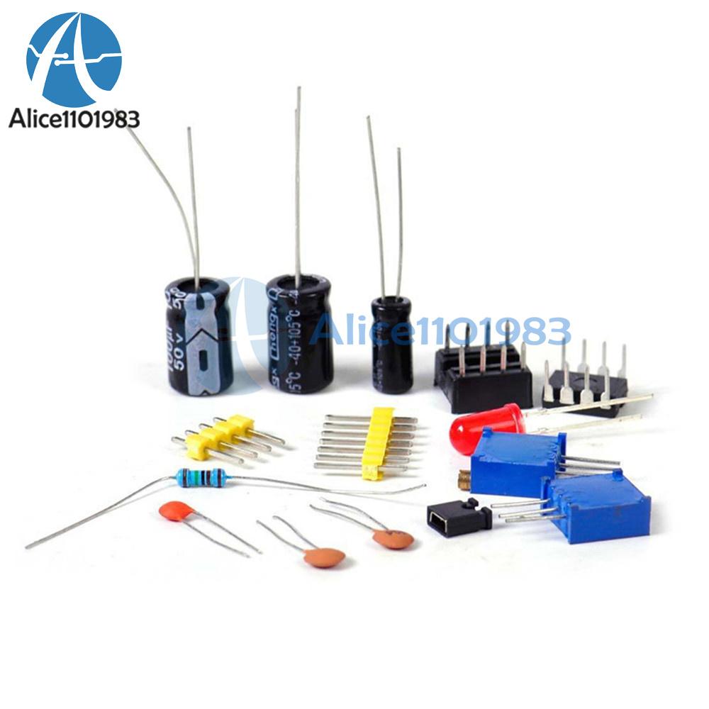 NE555 Duty Cycle and Frequency Adjustable Module DIY Kit Pulse Generator AU