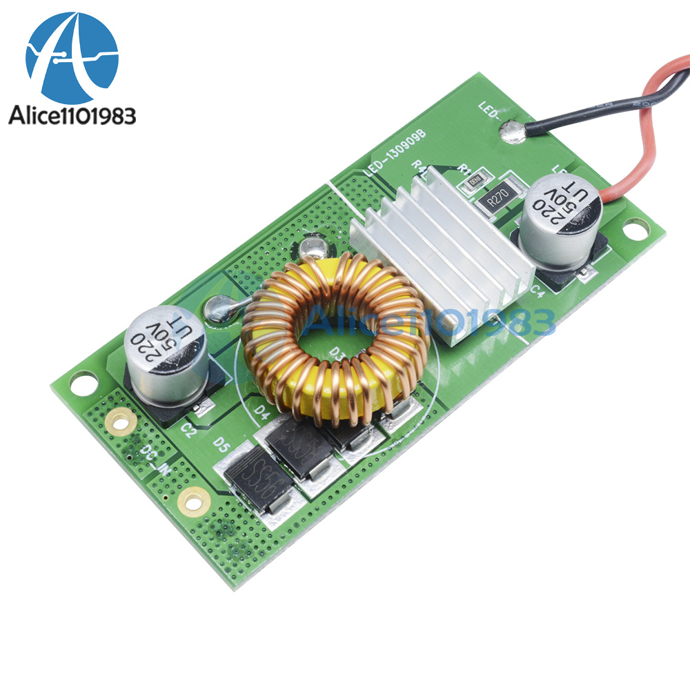 50w High Power Led Driver Dc12 24v Supply Constant Current Chips Circuits Master Category