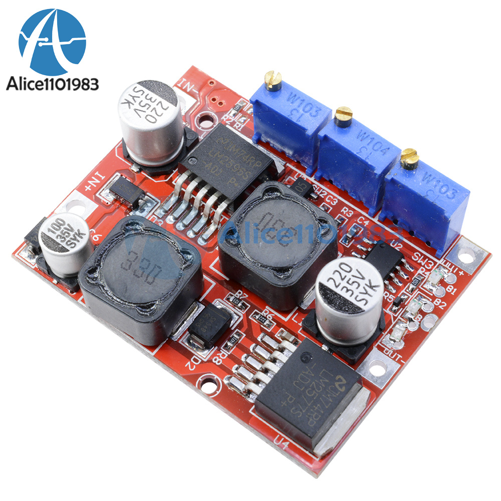 100v Featured Led Controller For Boost Buck Or At9933 Datasheet And Design A Converter Circuit Lt3755 Driver Automotive