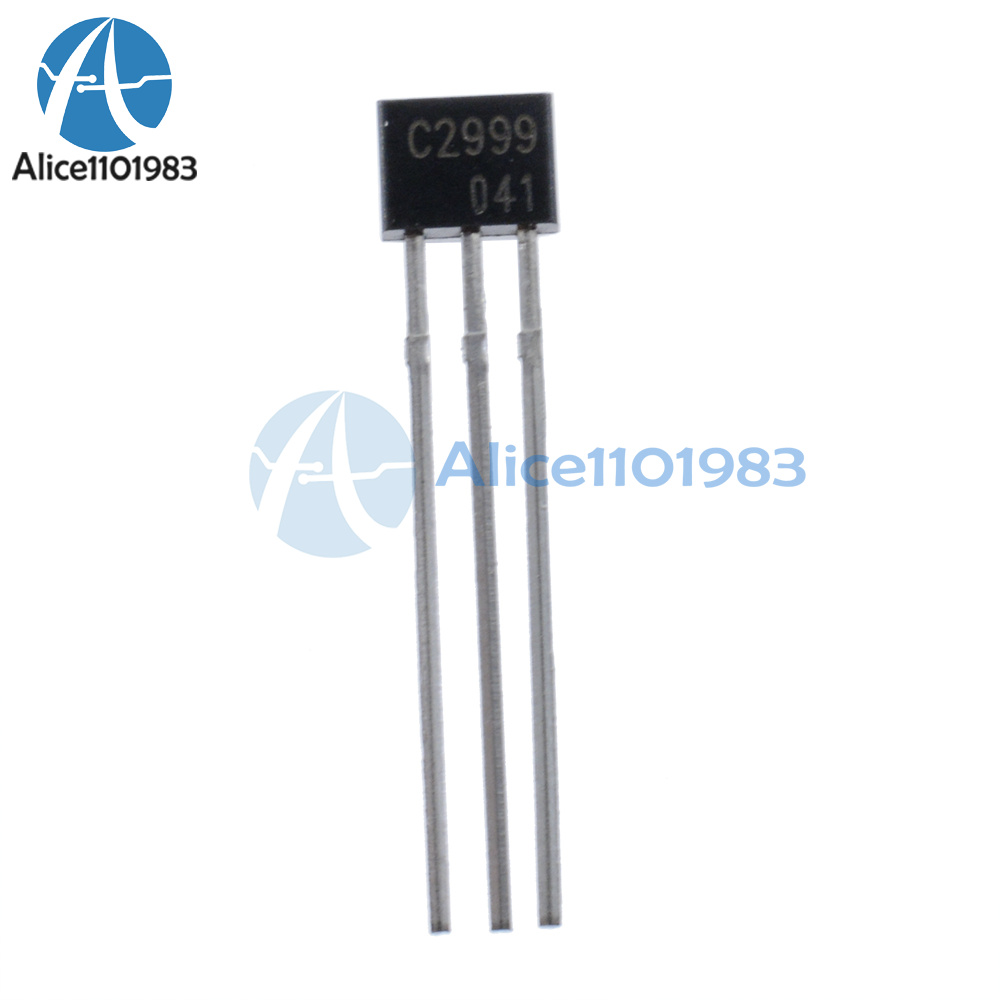 20pcs 2sc2999 E 2999 To 92 Sanyo Transistor New Christmas Copper Clad Laminate Circuit Boards Fr4 Pcb Single Side 20cmx30cm Does Not Apply